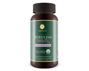 AQUASOLAR SPIRULINA BEAUTY FOR WOMEN ESPIRULINA 180 TABS